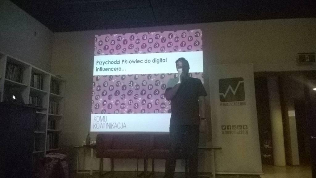 Relacja z kwietniowego spotkania Techklub Kraków