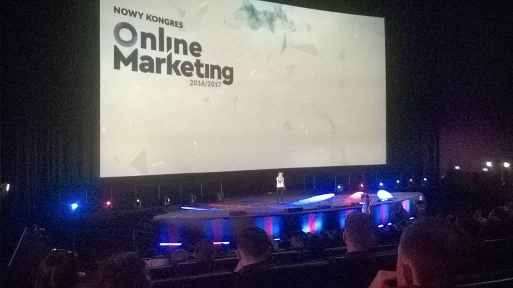 Relacja z Nowego Kongresu Online Marketingu 2016/2017