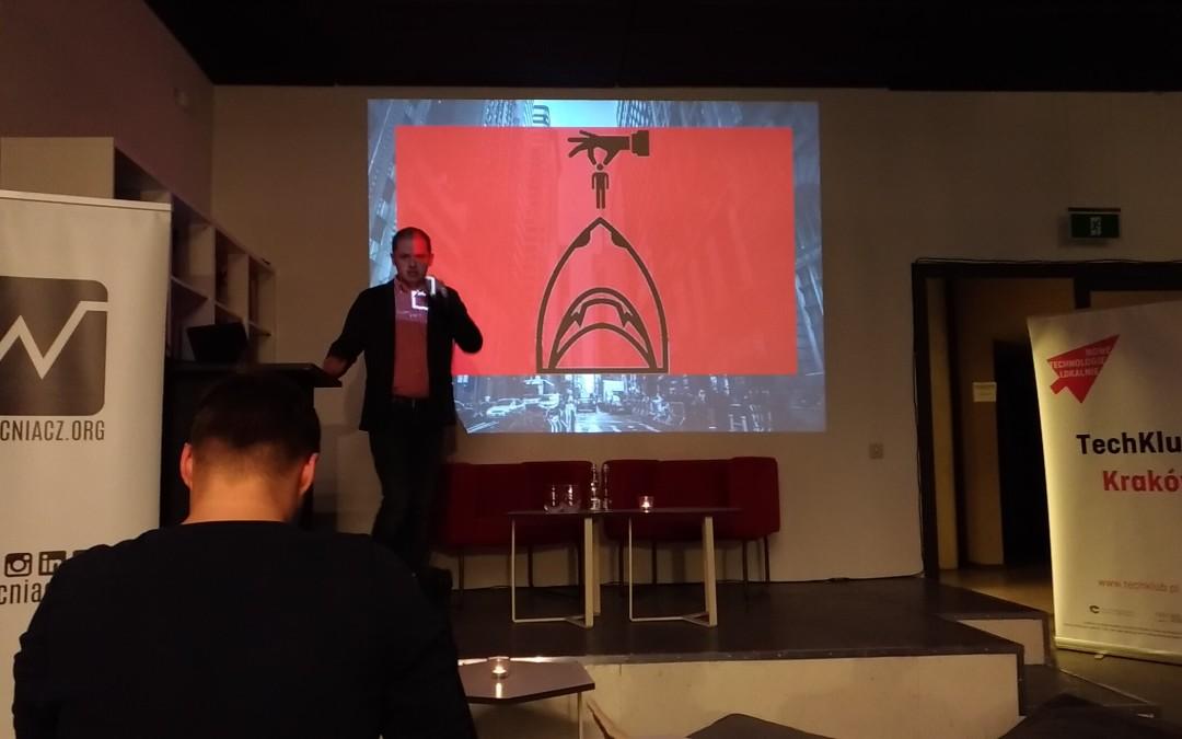 TechKlub Kraków – Uczymy się w internecie! – relacja z wydarzenia