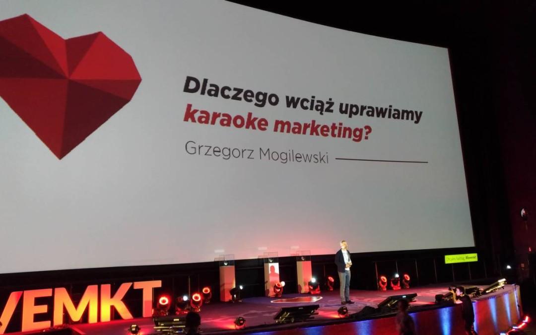 """Dlaczego wciąż uprawiasz """"karaoke marketing""""?"""