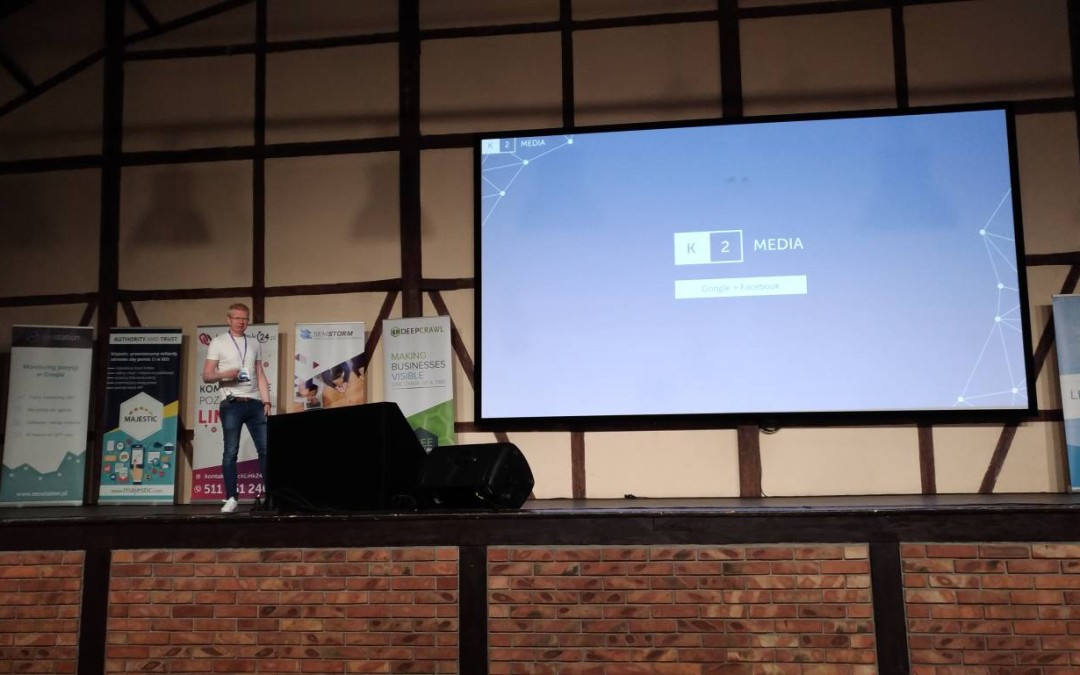 Jak wykorzystać dane z Facebooka do kampanii Adwords – Łukasz Chwiszczuk