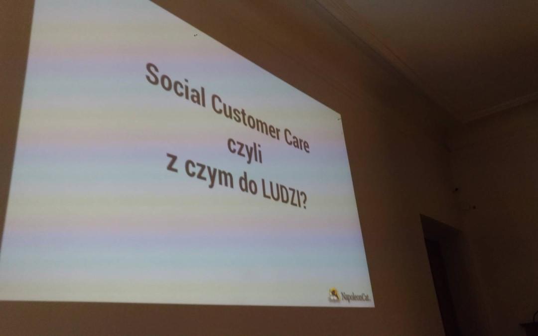 Social Customer Care – podsumowanie warsztatów