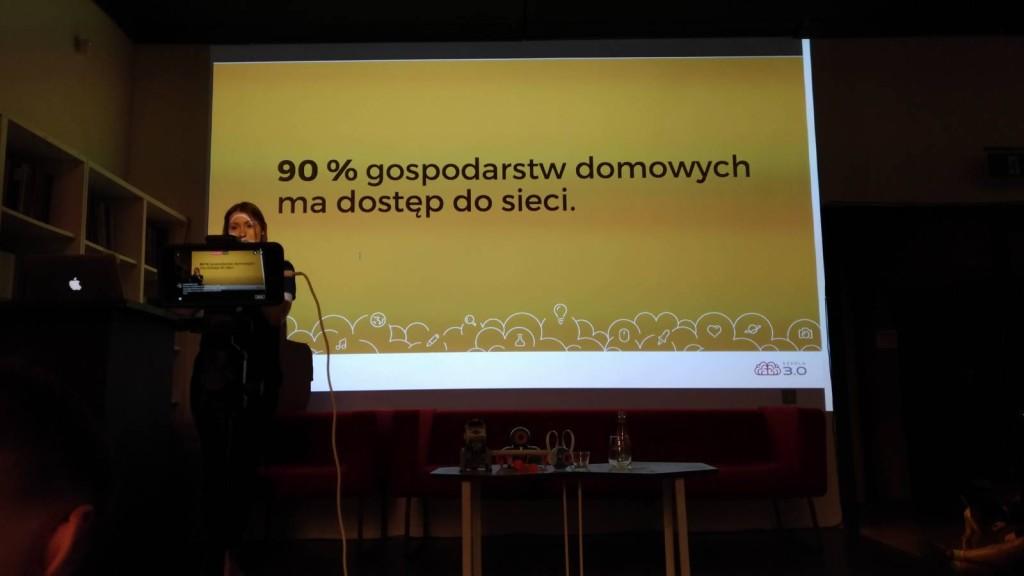 Dostęp do sieci - statystyka - TechKlub Kraków
