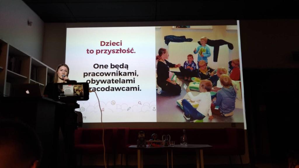 TechKlub Kraków - dzieci to przyszłość