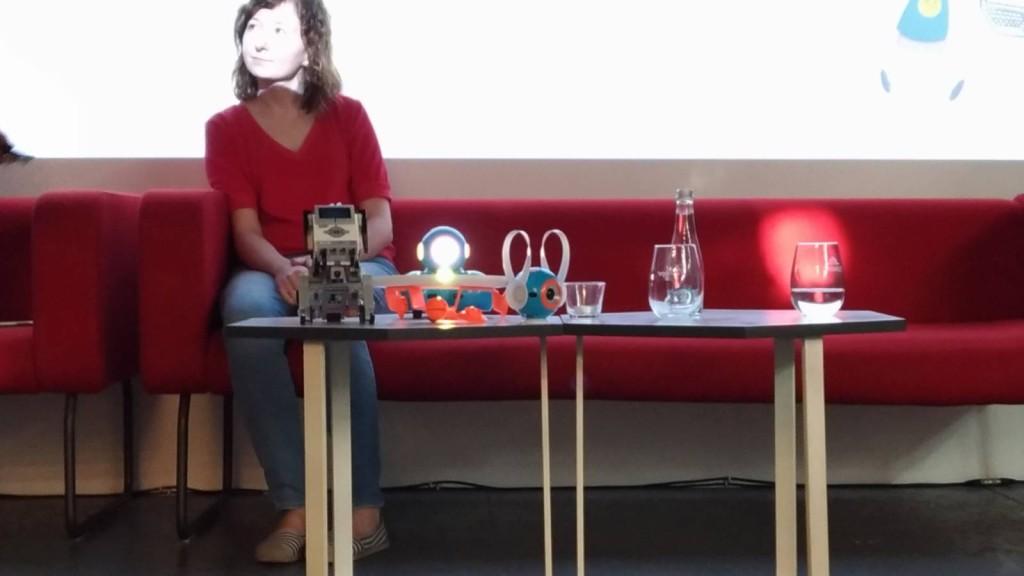 Roboty na TechKlub Kraków