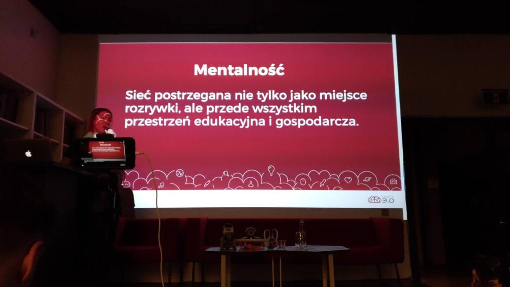 TechKlub Kraków - nowe technologie a mentalność